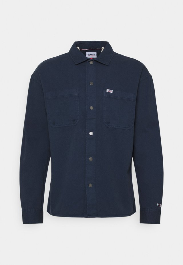 LIGHTWEIGHT OVERSHIRT - Skjorter - blue