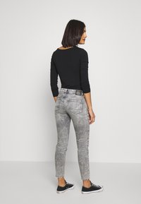 Denham - LIZ ANKLE - Jeans Skinny Fit - grey - 2