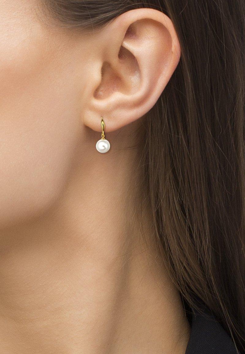 Heideman - OHRSCHMUCK NEPTA - Earrings - goldfarben