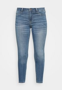 Hollister Co. - Skinny džíny - blue denim - 3