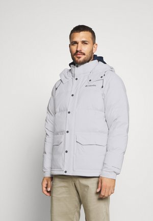 ROCKFALL JACKET - Down jacket - nimbus grey