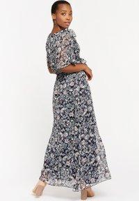 LolaLiza - WITH FLOWER PRINT - Maxi dress - navy blue - 2