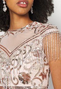 Lace & Beads - SAVANNAH - Occasion wear - nude/silver - 5