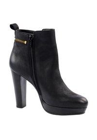 sacha - High heeled ankle boots - black - 5