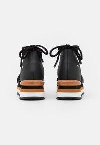 Gioseppo - Platform sandals - black - 3