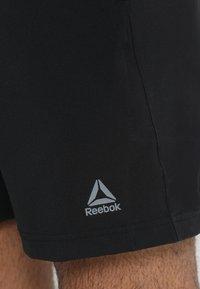 Reebok - WOR SPEEDWICK TRAINING SHORTS - Sports shorts - black - 5