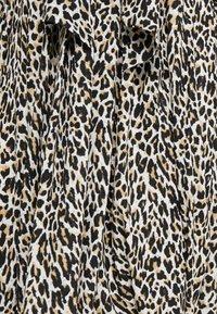 J.CREW - OCELOT PLEATED LEOPARD SKIRT - A-line skirt - natural multi - 5