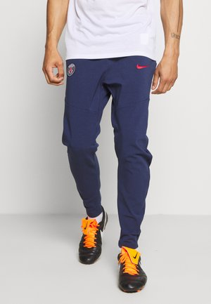 PARIS ST GERMAIN PANT - Club wear - midnight navy/university red