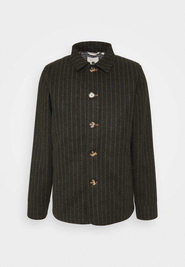 AKSAMSON JACKET - Light jacket - cypress