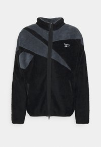 Reebok Classic - VECTOR - Fleece jacket - black - 0