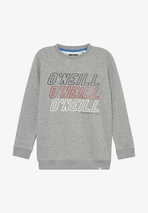 CREWS ALL YEAR  - Sweatshirt - silver melee