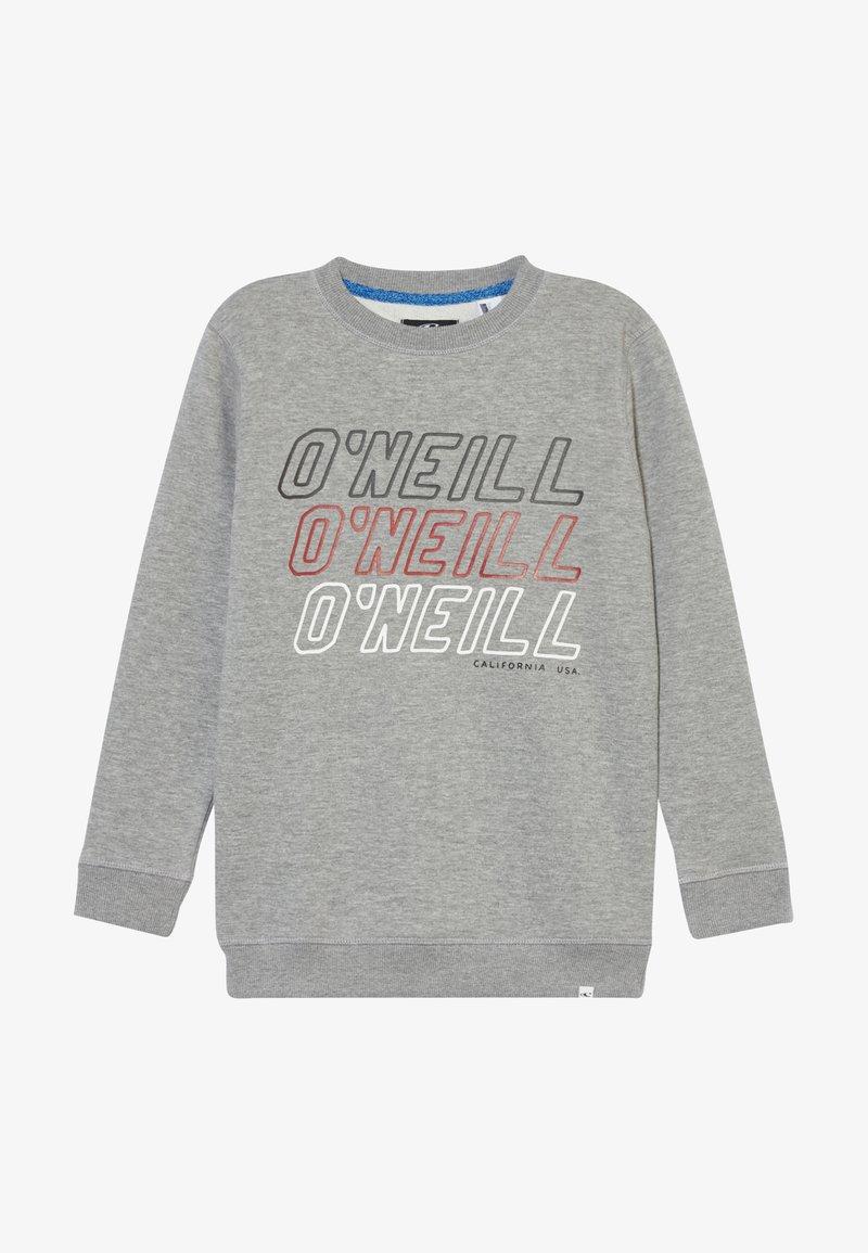 O'Neill - CREWS ALL YEAR  - Sweatshirt - silver melee
