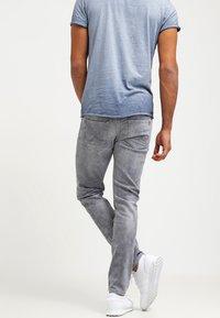 Petrol Industries - SEAHAM - Jeans slim fit - dustysilver - 2