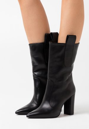CANDICE - High heeled boots - nero