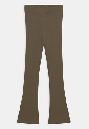 KONPAIGE FLARED PANT - Legging - kalamata