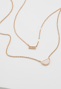 Fossil - VINTAGE ICONIC - Necklace - roségold-coloured - 5