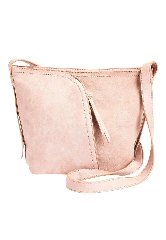 TAN BUCKET - Sac bandoulière - pink