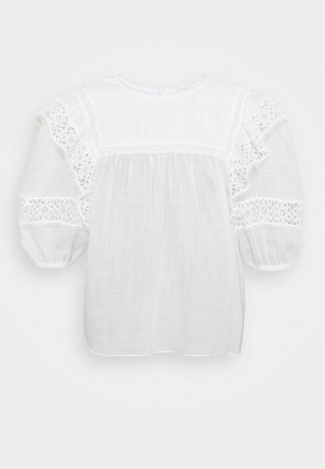 Bluzka - blanc