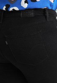 Levi's® Plus - 310 PL SHPING SPR SKINNY - Jeans Skinny Fit - black galaxy - 5