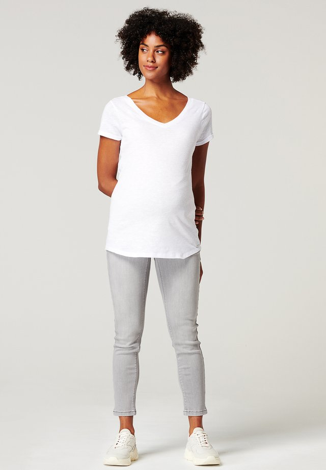 T-shirt basique - bright white