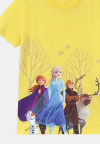 Name it - NMFFROZEN - Print T-shirt - limelight - 2