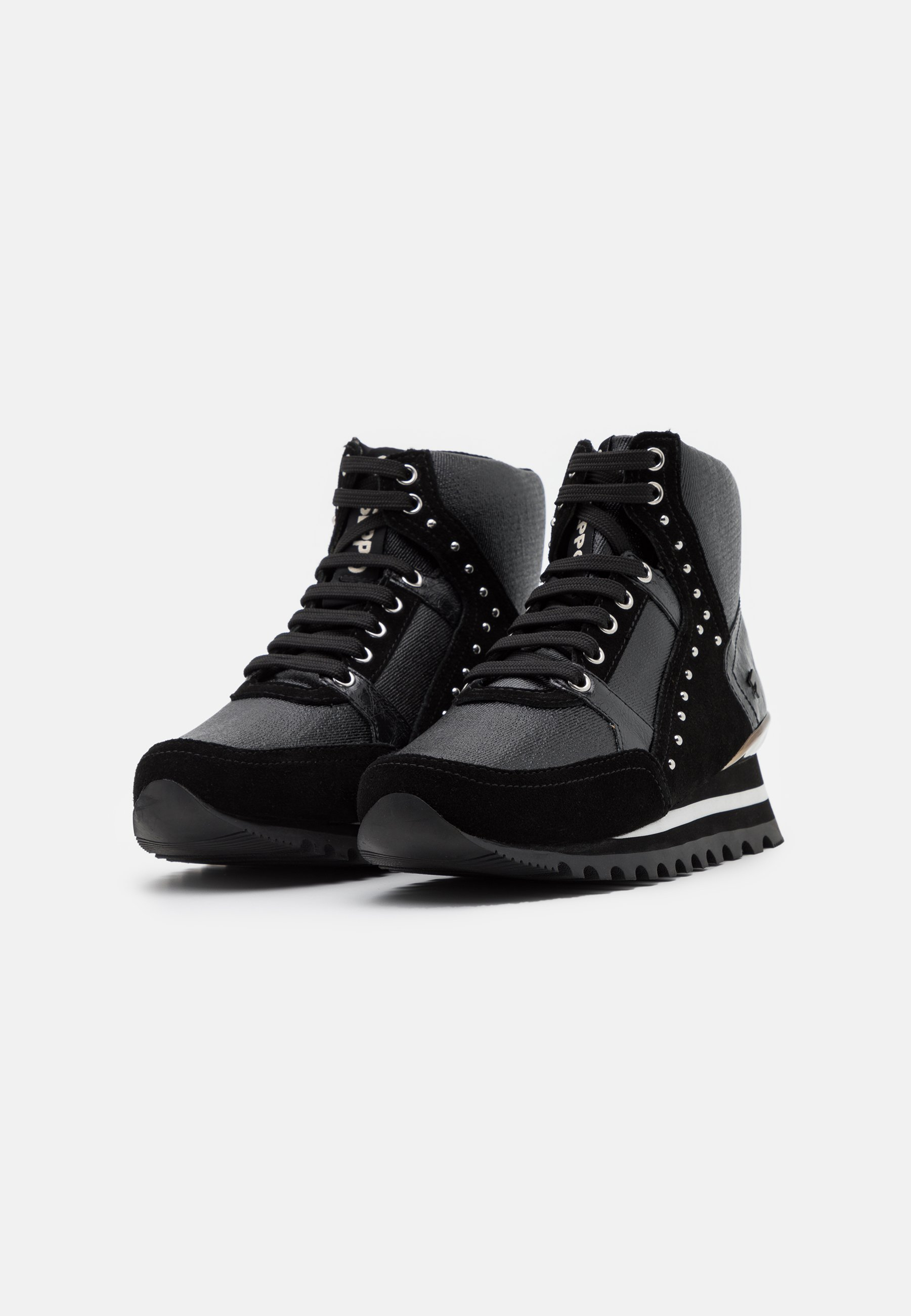 Gioseppo MANWALEK Sneaker high black/schwarz
