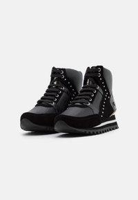Gioseppo - MANWALEK - High-top trainers - black - 2
