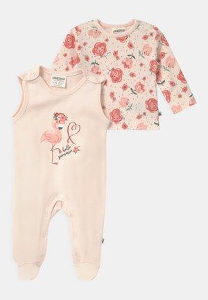 MIDSUMMER SET  - Pyžamová sada - light pink/white