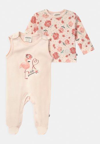 MIDSUMMER SET  - Pijama - light pink/white