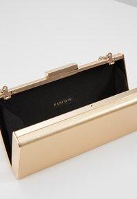 PARFOIS - Clutch - gold - 5