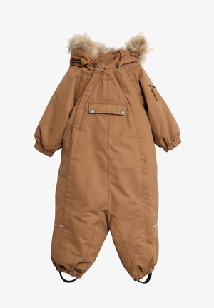 NICKIE TECH - Snowsuit - caramel