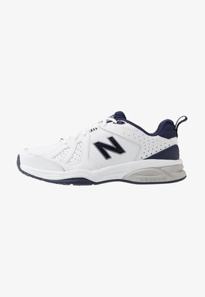 MX624 - Baskets basses - white/navy