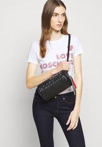 Love Moschino - TAGS - Handbag - black - 0