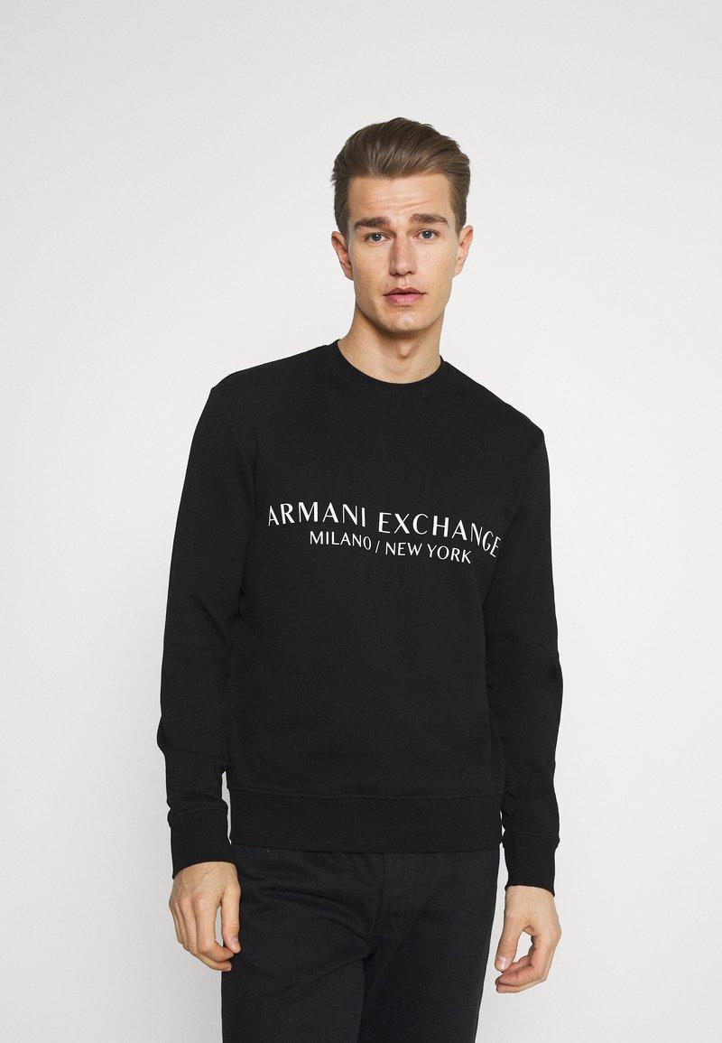 Armani Exchange - Sweatshirt - black