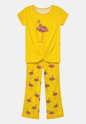 GIRLS - Pyžamová sada - yellow