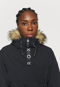 Roxy - SHELTER - Chaqueta de snowboard - true black - 3