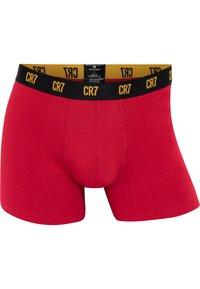 Cristiano Ronaldo CR7 - 3-PACK - Pants - balu/rot/grün - 2