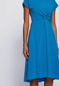 BOSS - DATENA - Day dress - open blue - 4