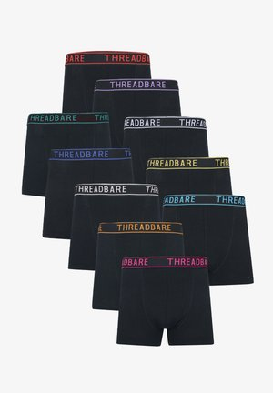 ZIGGY 10ER PACK - Pants - black