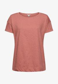 Esprit - Basic T-shirt - blush - 7