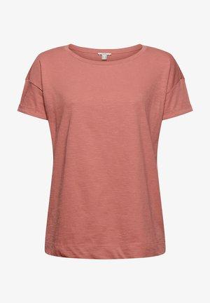 T-shirt basique - blush