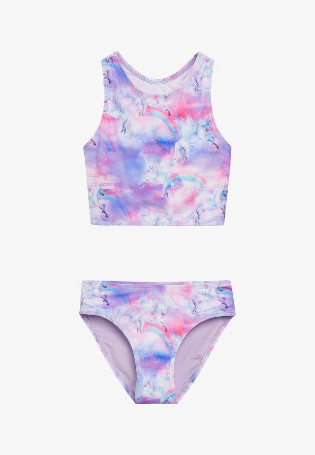 MARBLE - Bikini - purple