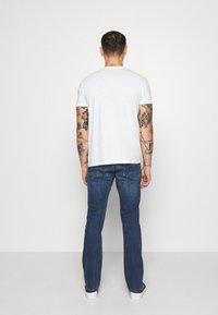 Pepe Jeans - ALFIE - Flared Jeans - dark-blue denim - 2