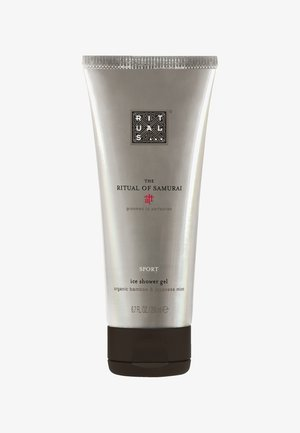 RITUALS THE RITUAL OF SAMURAI ICE SHOWER DUSCHGEL  - Shower gel - -
