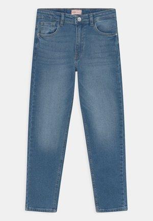 KONCALLA LIFE - Relaxed fit jeans - medium blue denim