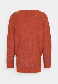 3.1 Phillip Lim - COZY LAYERING CARDIGAN - Kardigan - bright orange - 1