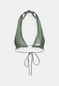 JANTHEE - OLYMPIA - Bikiniöverdel - army - 1