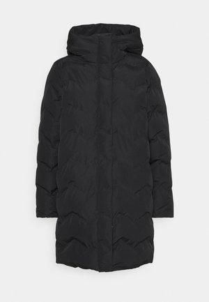 ONLLUNA PUFFER COAT - Winter coat - black