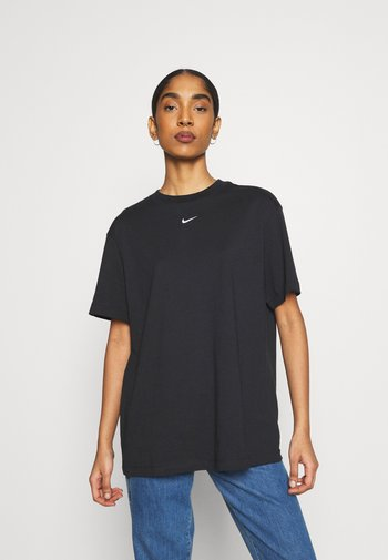 T-shirts - black/white