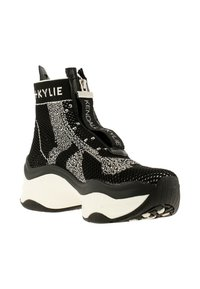 KENDALL + KYLIE - WILLAMINA - Sneakers hoog - black-white - 6